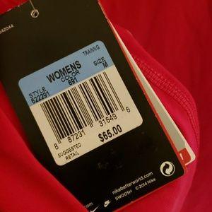 Nike Tops - Pink NIKE Hoodie NWT